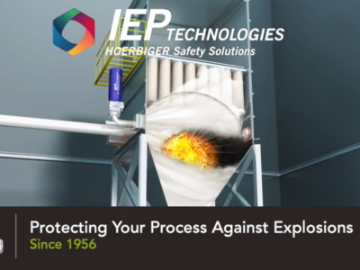 Introducing Spark Detection Solutions from IEP Technologies